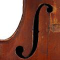 Violin Clef by Michal Boubin