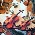 Violin Concierto by Judith Espinoza