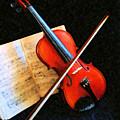 Violin Impression by Kristin Elmquist