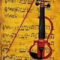 Violin by Keeops