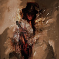 Violin Lady  by Gull G