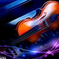 Violin On Piano by Ruahan Van Staden