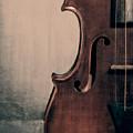 Violin Portrait  by Emily Kay