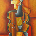 Violin Time by Marta Giraldo