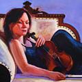 Violino by John Tartaglione