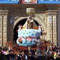 Virgen Del Carmen Parade Paucartambo Peru by James Brunker