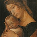 Virgin And Child 1470 by Mantegna Andrea