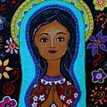 Virgin Guadalupe 10 by Pristine Cartera Turkus