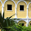 Virgin Island Architecture by Rosalie Scanlon