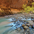 Virgin Narrows Of Zion by Pierre Leclerc Photography