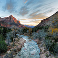 Virgin River And The Watchman by Mark Whitt