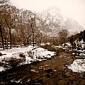 Virgin River Running I by Irene Abdou