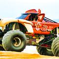 Virginia Beach Monster Truck Rally by Jeelan Clark