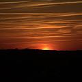 Virginia Beach Sunset by Betsy Foster Breen