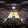 Virginia Cavaliers John Paul Jones Arena by Replay Photos