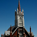 Virginia City Church St Mary by LeeAnn McLaneGoetz McLaneGoetzStudioLLCcom