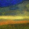 Virginia Dale-impressionistic Landscape by Lenore Senior