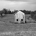 Virginia Shed by Michael L Kimble