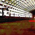 Virginia Square Metro II by Michelle Hastings