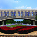 Virginia Tech - Torgersen Bridge by Andrew Webb