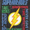 Virtues Of A Superhero 2 by Debbie DeWitt
