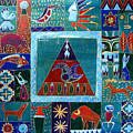 Vision Of Native North America by Aliza Souleyeva-Alexander