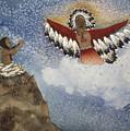 Vision Of The Eagle Spirit by Lynda Hoffman-Snodgrass