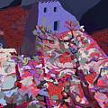 Vision Of The Ruins by Raymond Alvarez