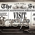 Visit Santaland At Macy's In New York City by John Rizzuto