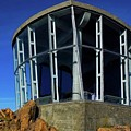 Visitor Center Atop Mt. Wellington by Kirsten Giving