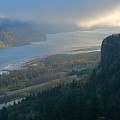 Vista House At Crown Point by Todd Kreuter