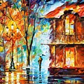 Vitebsk by Leonid Afremov
