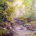 Vitsa River by Petra Ostlings