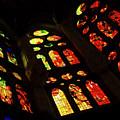 Vivacious Stained Glass Windows by Georgia Mizuleva