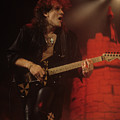 Vivian Campbell With Dio by Rich Fuscia