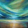 Vivid Sky by Toni Grote