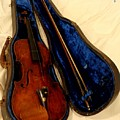 Viv's  Violin by VIVA Anderson