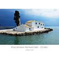 Vlachurna Monastary - Corfu by Julian Perry