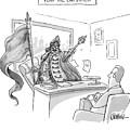 Vlad The Employer by Jason Chatfield