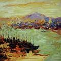 Vladivostok  River by Hai Xian Suen