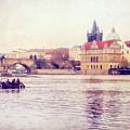 Vltava Ride by Svetlana Sewell