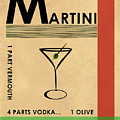 Vodka Martini by Mark Rogan