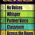 Voice Levels - 2 by Shevon Johnson