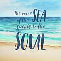Voice Of The Sea by Amanda Lakey