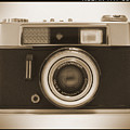 Voigtlander Rangefinder Camera by Mike McGlothlen