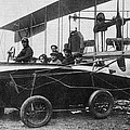 Voisin Flying Machine, 1912 by Granger
