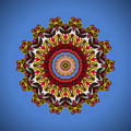 Voladores Kaleidoscope 3 by Chad Kroll