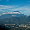 Volcan De Agua Antiqua Gutemala 5 by Douglas Barnett