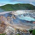 Volcan Poas by Kryssia Campos
