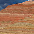 Volcanic Rainbow by Kathleen Bishop